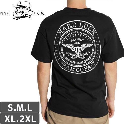 【HARD LUCK ハードラック Tシャツ】AK-47 TEE【ブラック】NO6