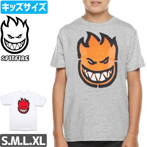 【スピットファイヤ SPITFIRE キッズ Tシャツ】COMMANDO YOUTH TEE ユースサイズ NO46
