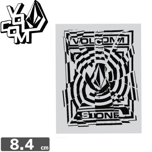 【ボルコム VOLCOM ステッカー】STICKER【8.4cm x 6.6cm】NO131