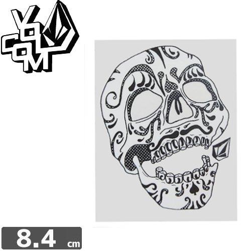 【ボルコム VOLCOM ステッカー】STICKER【8.4cm x 6.6cm】NO132