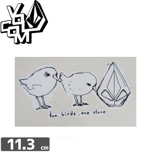 【ボルコム VOLCOM ステッカー】STICKER【6.5cm x 11.3cm】NO133