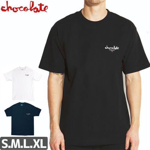 SALE! 【チョコレート CHOCOLATE Tシャツ】CHUNK EST.STANDARD【3カラー】NO149