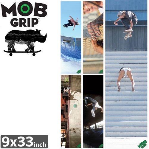 【モブグリップ MOB GRIP デッキテープ】RHINO SKATE SHEET【9 x 33】NO158