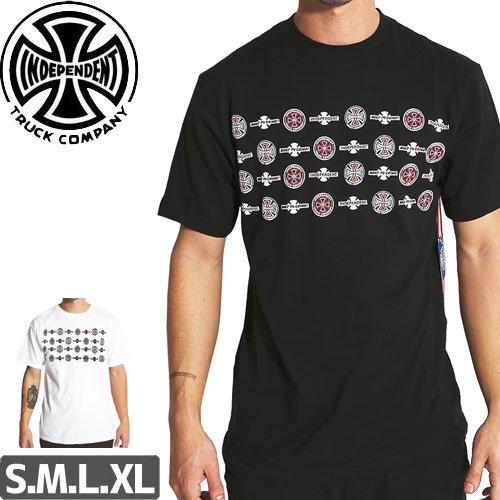 【インディペンデント INDEPENDENT Tシャツ】MULTI STACKED TEE【2カラー】NO137