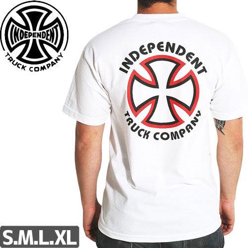 【インディペンデント INDEPENDENT Tシャツ】CLASSIC BAUHAUS TEE【ホワイト】NO141