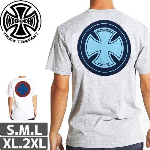 【インディペンデント INDEPENDENT Tシャツ】STRIKE CROSS REGULAR S/S TEE【2カラー】NO148