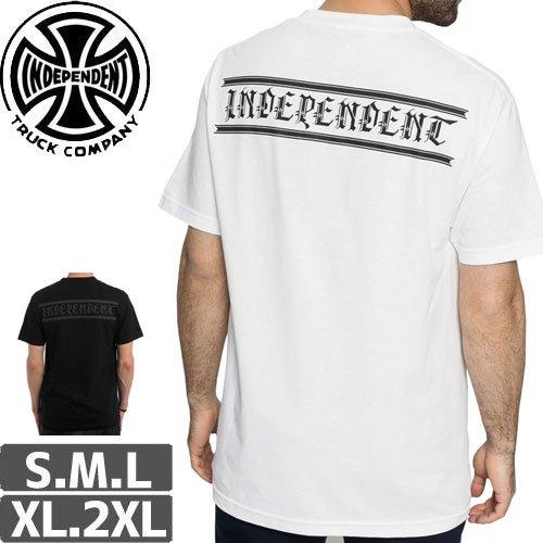【インディペンデント INDEPENDENT Tシャツ】AVE CROSS POCKET S/S TEE【2カラー】NO150