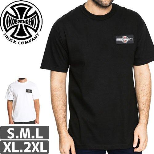 【インディペンデント INDEPENDENT Tシャツ】REYNOLDS PATCH S/S TEE【2カラー】NO151