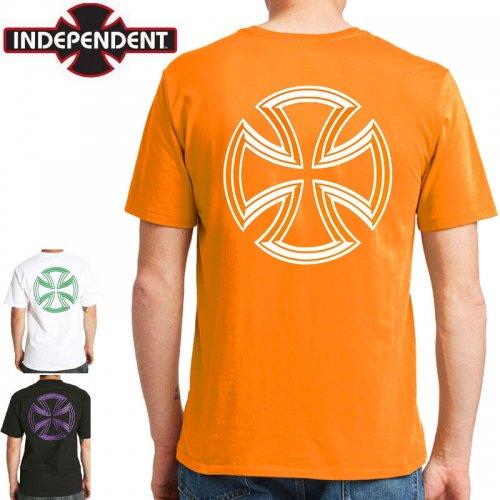 【インディペンデント INDEPENDENT Tシャツ】LINES REGULAR S/S TEE【3カラー】NO153
