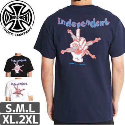 【インディペンデント INDEPENDENT Tシャツ】MY NAME IS GONZALES TEE【3カラー】NO154