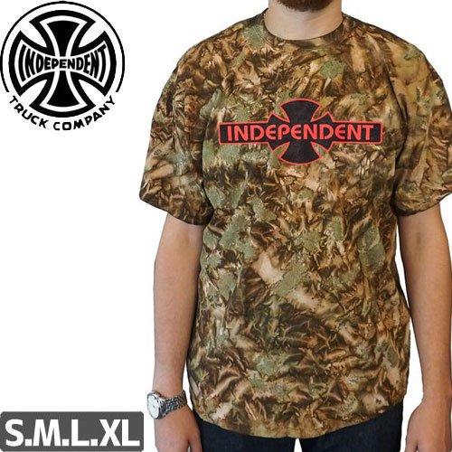 【インディペンデント INDEPENDENT Tシャツ】O.G.B.C TIE DYE CAMO TEE【タイダイ カモ】NO156
