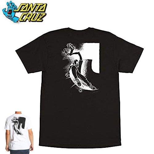 【サンタクルズ SANTA CRUZ スケボー Tシャツ】ANDY JENKINS HAND TEE NO104