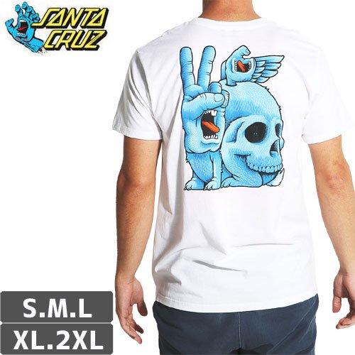 【サンタクルズ SANTA CRUZ スケボー Tシャツ】JEREMY FISH TEE NO106