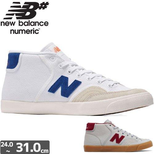 【NEW BALANCE NUMERIC ニューバランス ナメリック シューズ】PRO COURT 213 MID SHOES【キャンバス】NO25