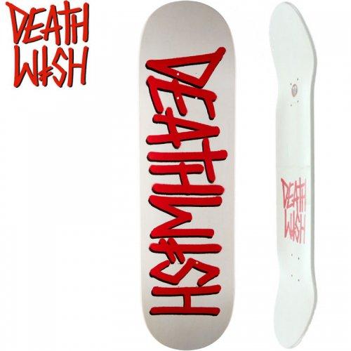 【デスウィッシュ DEATH WISH スケボー デッキ】DEATHSPRAY [8.0インチ] [8.7インチ] NO52