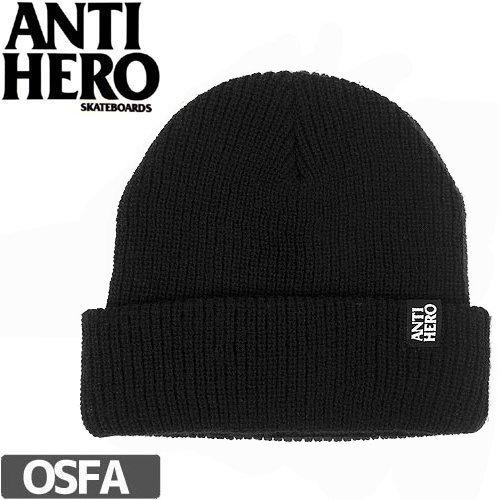 【ANTI HERO アンチヒーロー スケボー】 HERO CLIP CUFF ビーニー  NO11