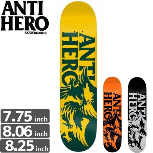 【ANTI HERO アンタイヒーロー デッキ】FEEDING FRENZY DECK [7.7インチ]  NO105