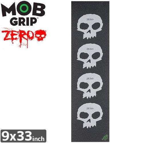【モブグリップ MOB GRIP デッキテープ】MULTI SKULL SINGLE SHEET【ZERO】【9 x 33】NO171