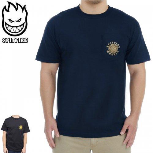 【スピットファイア SPITFIRE スケボー Tシャツ】CLASSIC POCKET ポケット TEE NO212