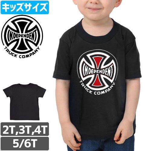 【インディペンデント INDEPENDENT キッズ Tシャツ】TRUCK CO TODDLER TEE【幼児サイズ】NO20