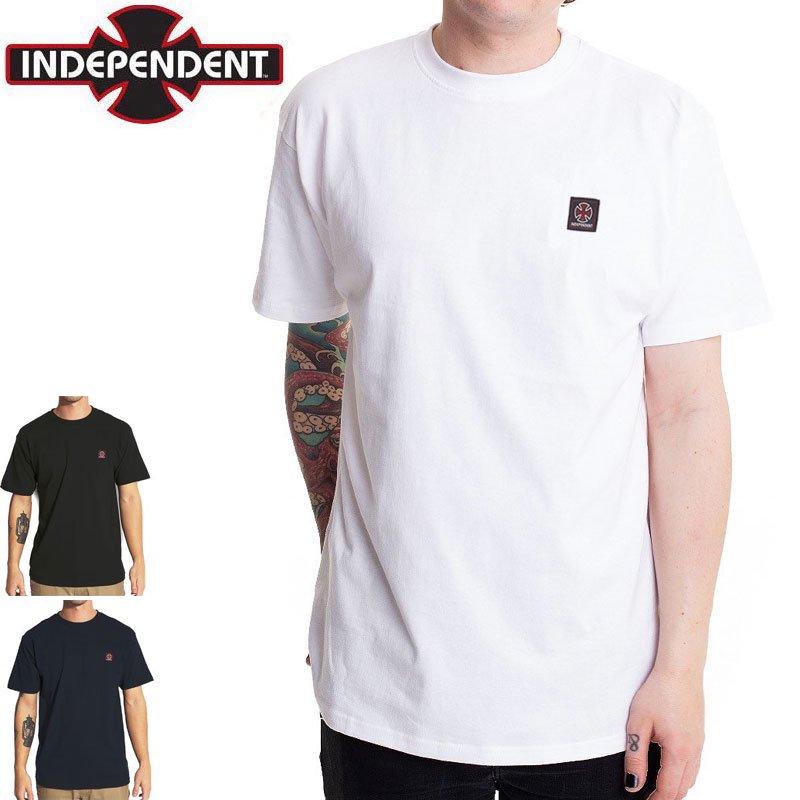 【インディペンデント INDEPENDENT Tシャツ】LABEL REGULAR S/S TEE NO157