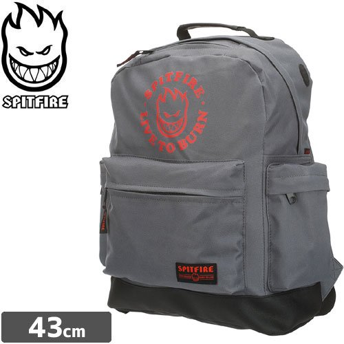 【SPIT FIRE スピットファイヤー スケボー バッグ】LTB 5POCKET BACKPACK NO20