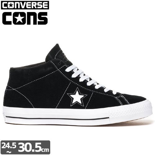 【CONS CONVERSE コンバース スケート シューズ】ONE STAR MID PRO SHOES NO14