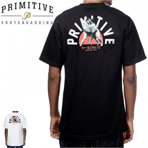 【PRIMITIVE プリミティブ Tシャツ】SUMO TEE [2カラー]NO4
