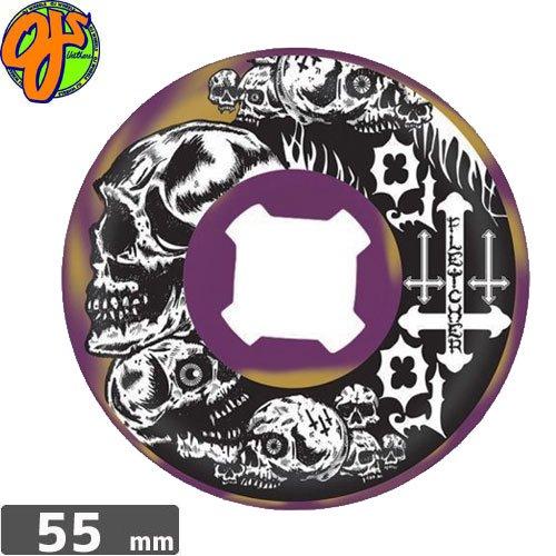 【オージェイ OJ3 スケボー ウィール】FLETCHER HELLFIRE [55mm 101A]NO31