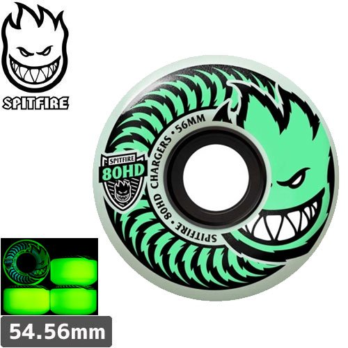 【SPITFIRE スピットファイア ウィール】80HD CLASSIC STAY LIT CHARGER【54mm】【56mm】NO200