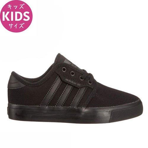 【アディダス ADIDAS SKATEBOARDING スケート キッズ シューズ 】SEELEY J KIDS NO1