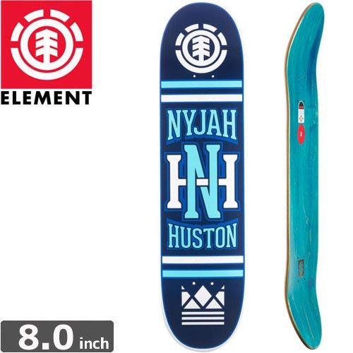 【ELEMENT エレメント スケートボード デッキ】NYJAH MONOGRAM [8.0インチ]NO16