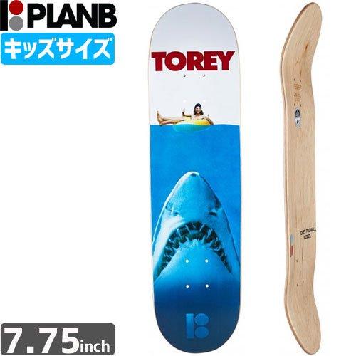 【プランビー PLAN-B デッキ】PUDWILL CHOMP MINI [7.75インチ]NO131