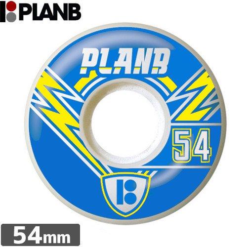 【PLAN-B プランビー ウィール】CHARGED【54mm】NO19