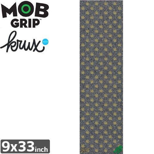 【モブグリップ MOB GRIP デッキテープ】GATSBY GRIP TAPE【KRUX】【9 x 33】NO146