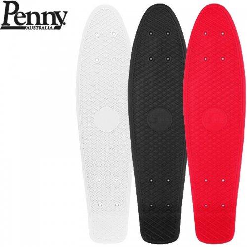 【ペニー PENNY スケートボード デッキ】DECK 22インチ【5COLOR】NO01