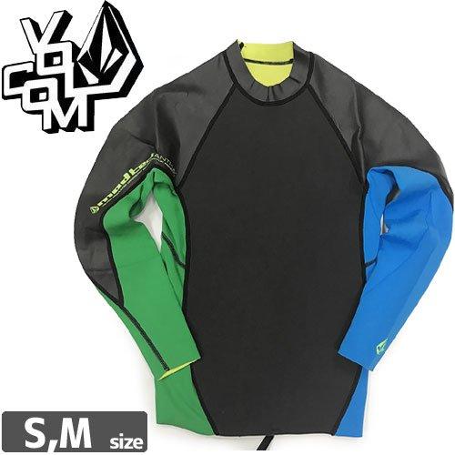 【VOLCOM ボルコム ウェットスーツ タッパ】SMOOTHNESS JACKET ジャージーL/S 2010 NO8