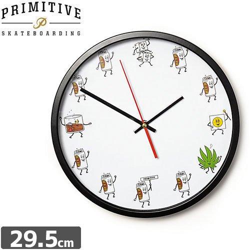 【プリミティブ PRIMITIVE 時計】PARTY TRAIN WALL CLOCK 壁掛け 時計 NO1