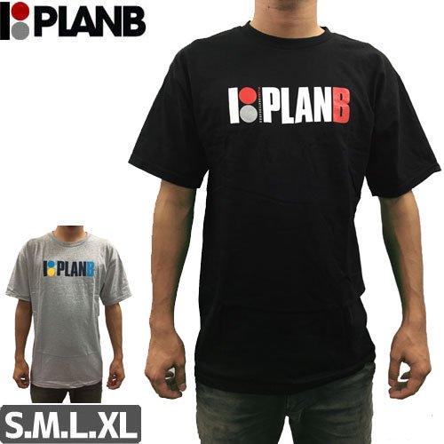【プランビー PLAN-B スケボーTシャツ】OG TEE SS【2カラー】NO23