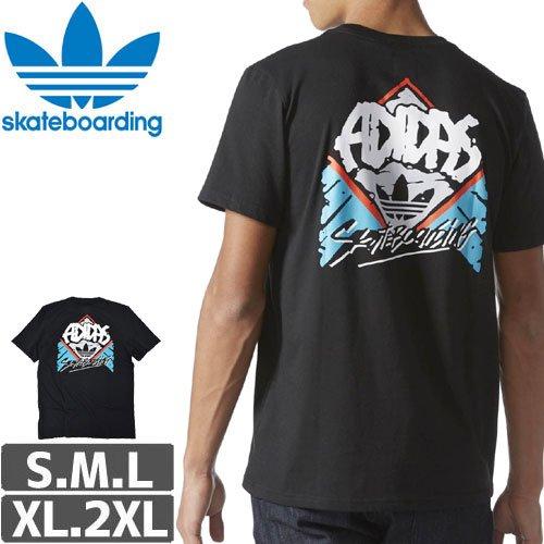 【アディダス ADIDAS SKATEBOARDING Tシャツ】RADICAL TEE NO20
