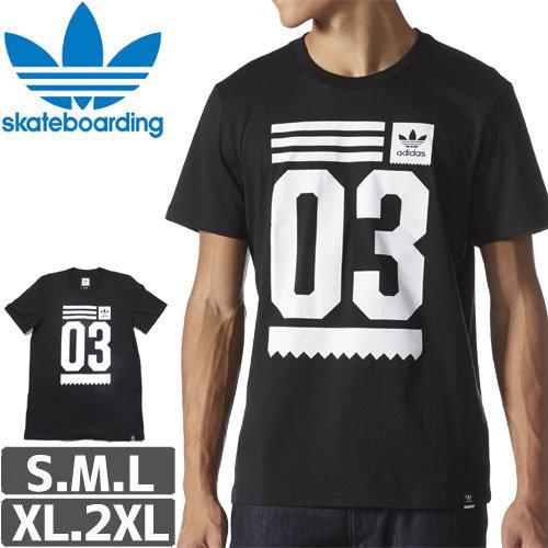 【アディダス ADIDAS SKATEBOARDING Tシャツ】TOOLKIT TEE NO21