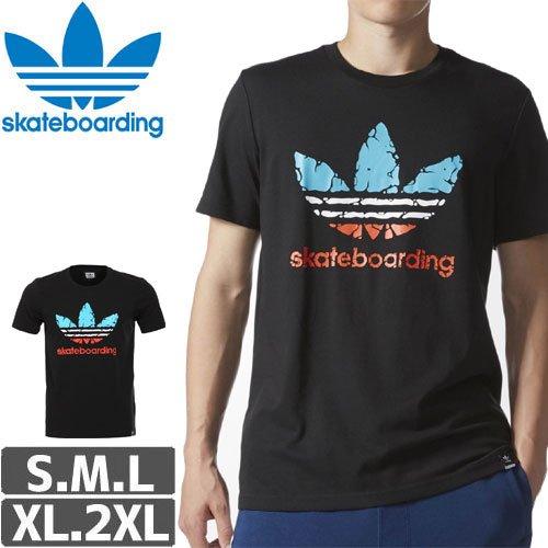 【アディダス ADIDAS SKATEBOARDING Tシャツ】CLIMA 3.0 COURTSIDE TEE NO26