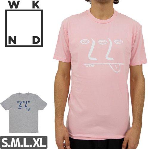 【ウィークエンド WKND スケボー Tシャツ】3-2-1 TEE NO1