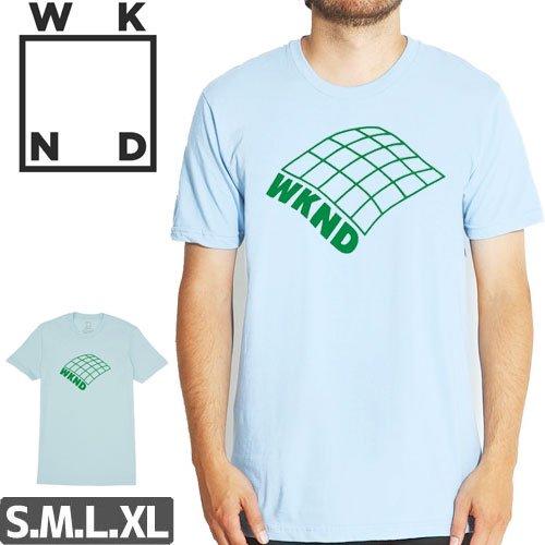 【ウィークエンド WKND スケボー Tシャツ】ON A PLAIN TEE NO4
