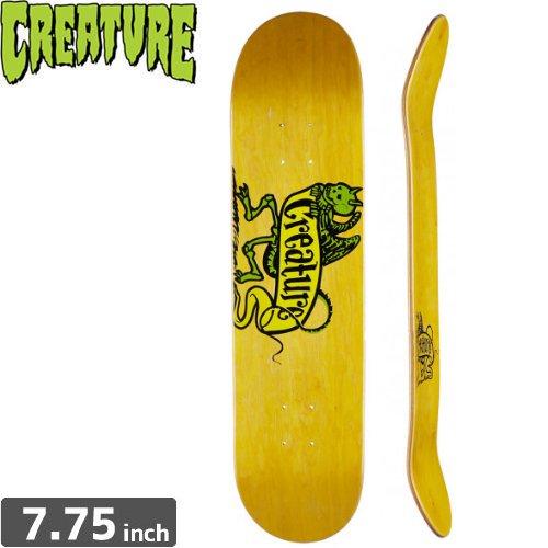 【クリーチャー CREATURE スケートボード デッキ】IMP HARD ROCK MAPLE [7.7インチ]NO144