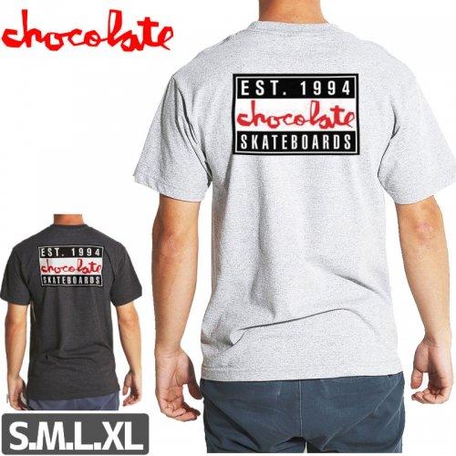 【チョコレート スケートボード CHOCOLATE Tシャツ】ADVISORY TEE NO156