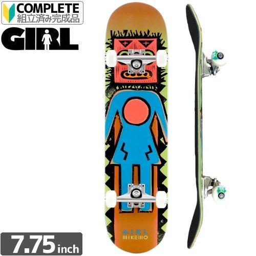【GIRL SKATEBOARD ガール コンプリート】TIKI OG MIKEMO COMPLETE【7.7インチ】NO30