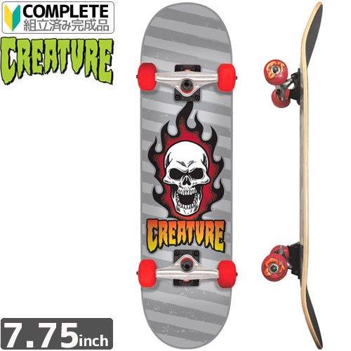 【クリーチャー CREATURE スケボー コンプリート】BONEHEAD COMPLETE[7.75インチ]NO8