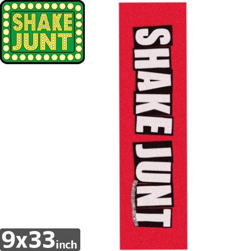 【シェイクジャント SHAKE JUNT デッキテープ】BAKE JUNT GRIPTAPE【9x33】NO20