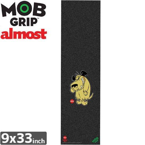 【モブグリップ MOB GRIP デッキテープ】ALMOST MUTTLEY GRIPTAPE【ALMOST】【9 x 33】NO144